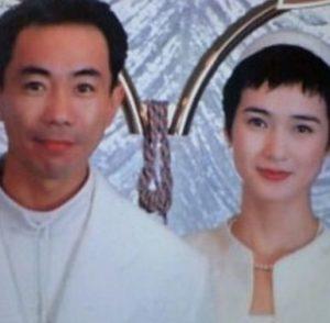 木梨憲武と安田成美の馴れ初め。結婚式に反対した韓国人?子供は